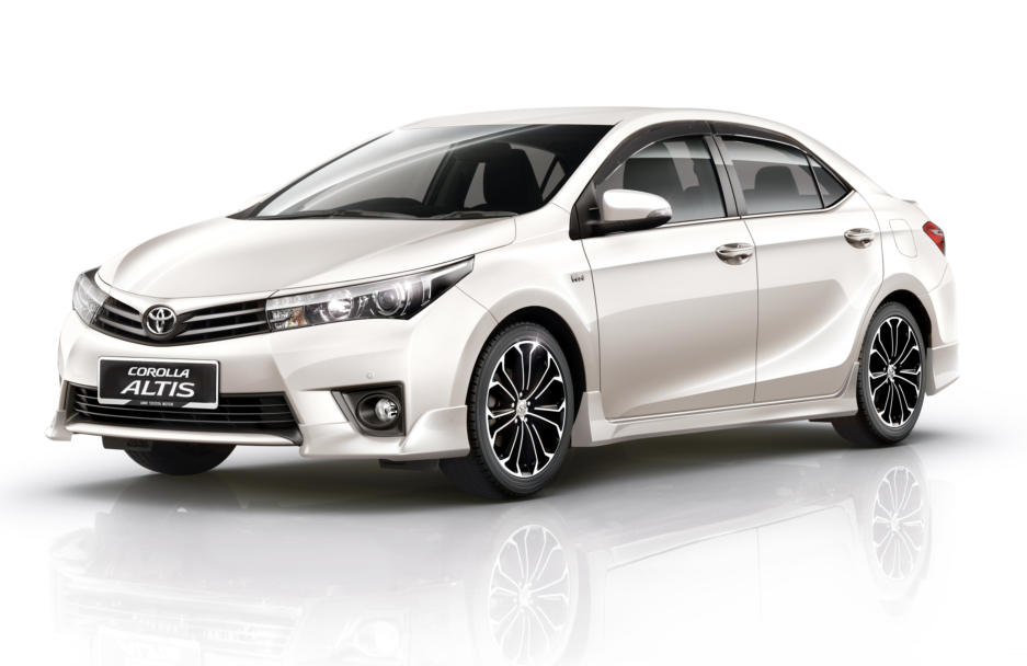 Toyota Altis PNG - 101884