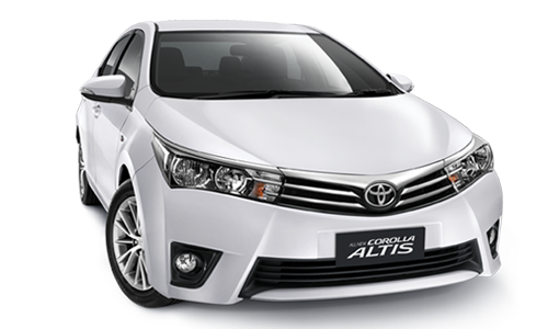 Toyota Altis PNG - 101874