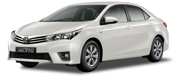 Toyota Altis PNG - 101876