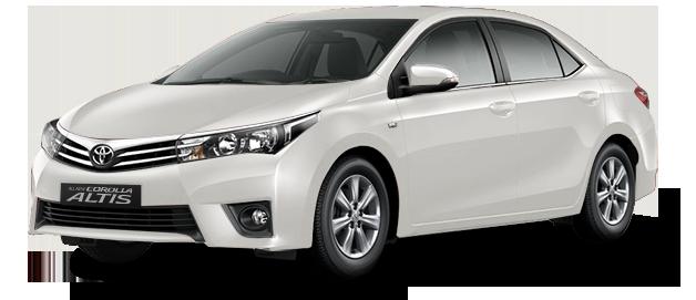 Toyota - COROLLA ALTIS - Toyota Altis PNG