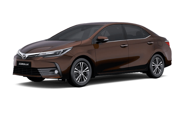 Toyota Altis PNG - 101882