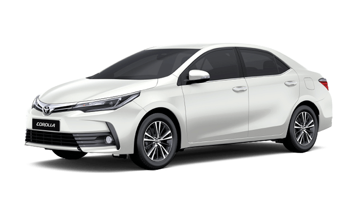 Toyota Altis PNG - 101879