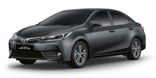 Toyota Altis PNG - 101875