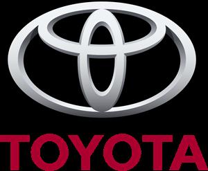 Toyota Logo Vector - Logo Toyota Flat PNG - Toyota HD PNG