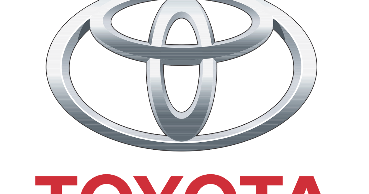 Toyota Logo Vector PNG - 31756