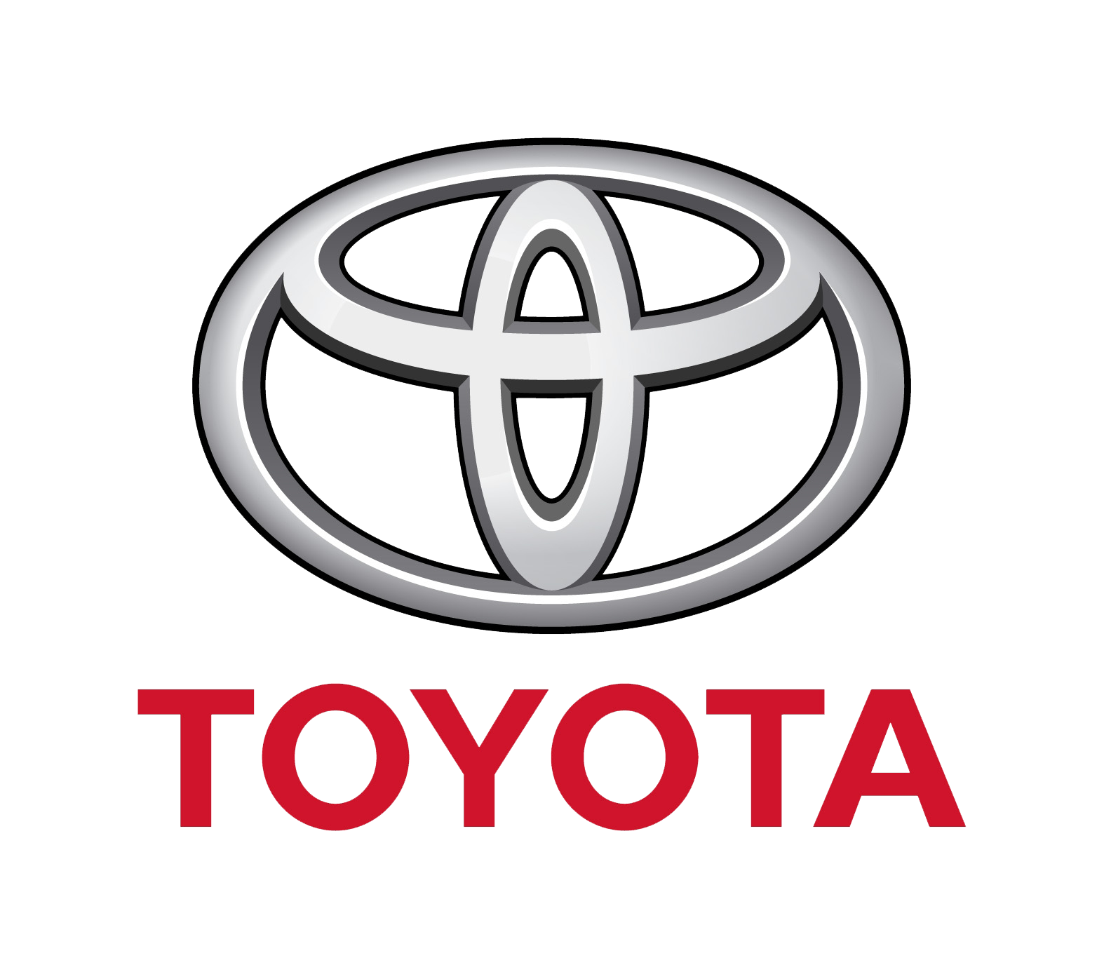 Toyota Logo Vector PNG - 31757