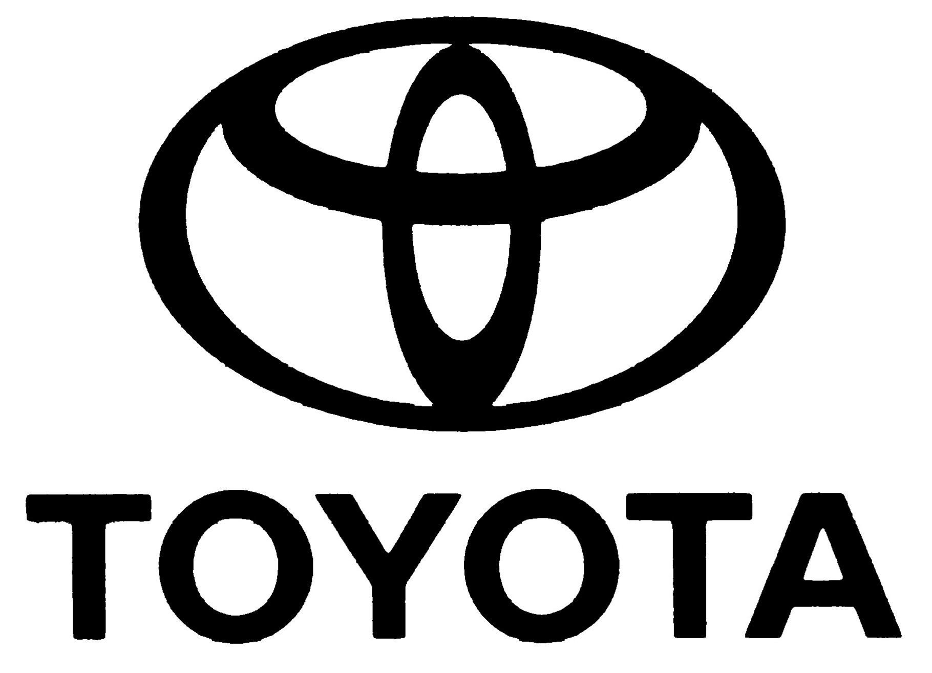 Toyota Logo Vector PNG - 31749