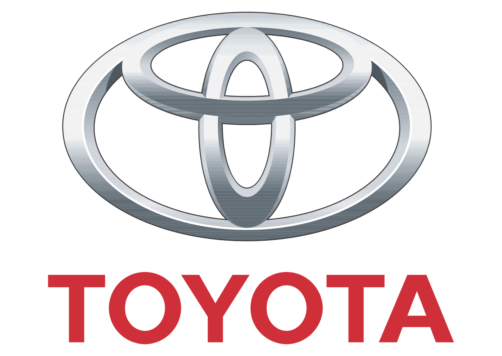 Toyota Logo Vector PNG - 31750