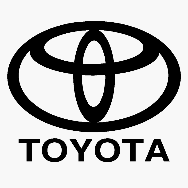 toyota logo vector png transparent png images. | pluspng