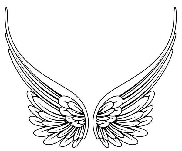Wings Tattoos PNG - 4613