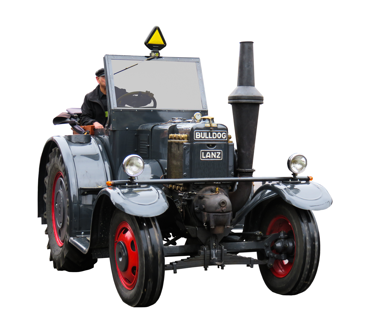Tractor HD PNG - 95474