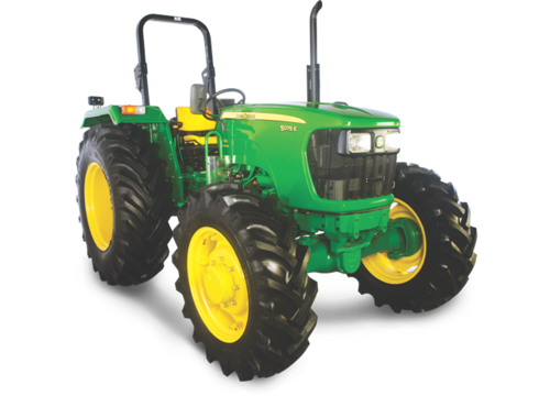 Tractor HD PNG - 95480