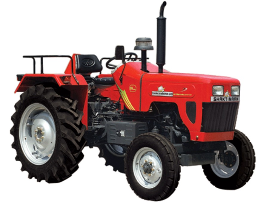 Tractor HD PNG - 95479