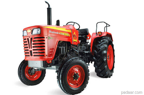 Tractor HD PNG - 95475