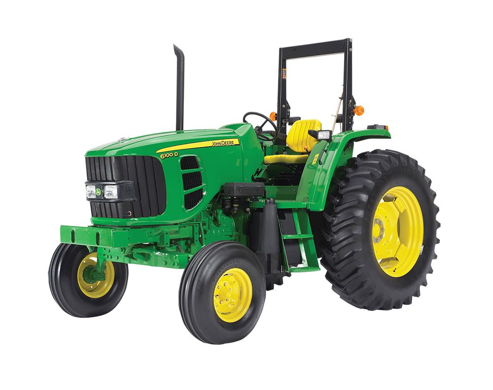 Tractor HD PNG - 95483