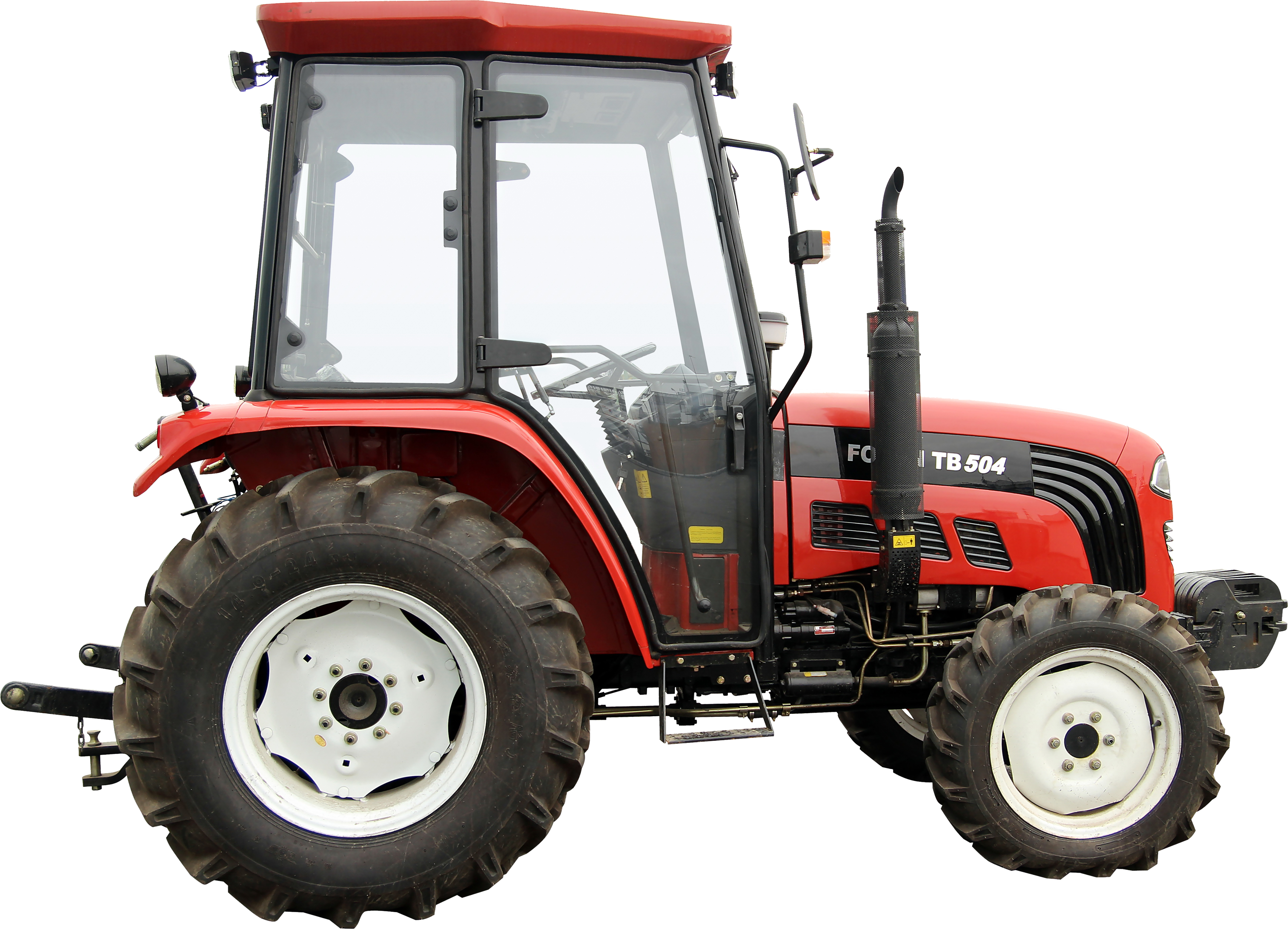 Tractor HD PNG - 95481