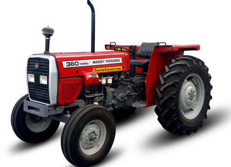 Tractor HD PNG - 95476