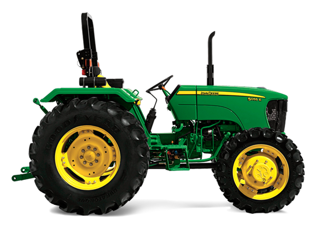 Tractor HD PNG - 95478