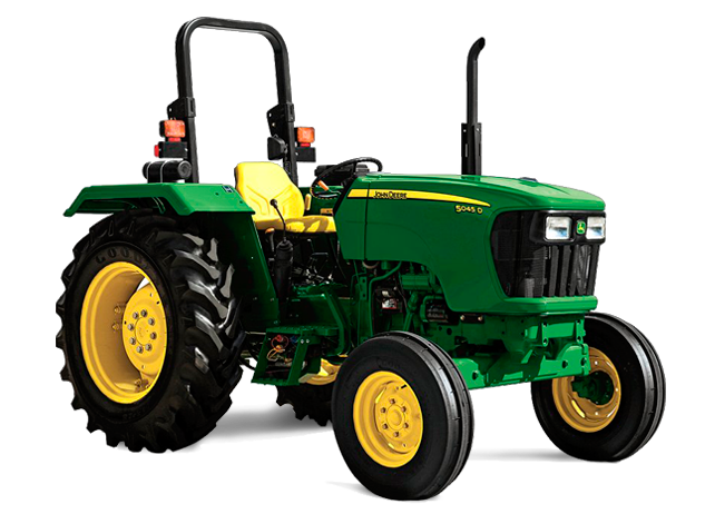Tractor HD PNG - 95470