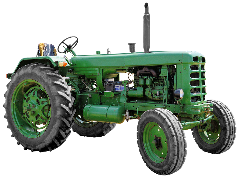 Tractor HD PNG - 95477