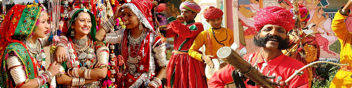 Traditional Dress Of Rajasthan PNG - 64962