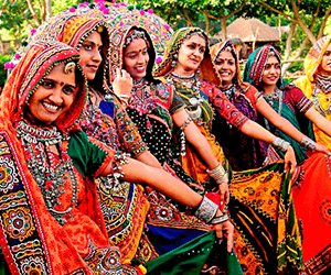 Traditional Dress Of Rajasthan PNG - 64970