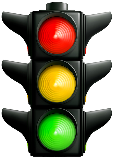 Game Room Traffic Lights