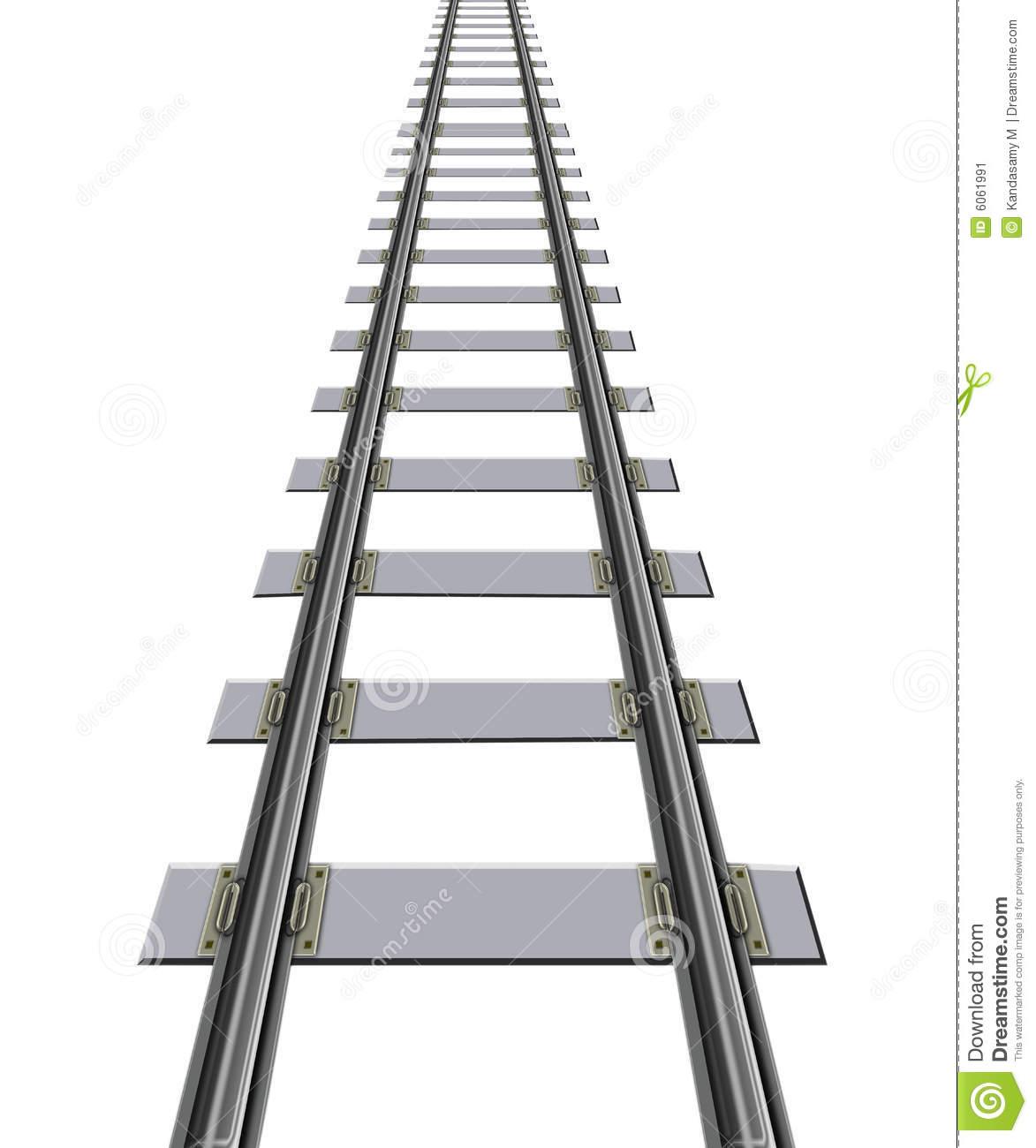Clipart Train Tracks Free Download Wallpaper Hd #1837 - Train Track PNG HD