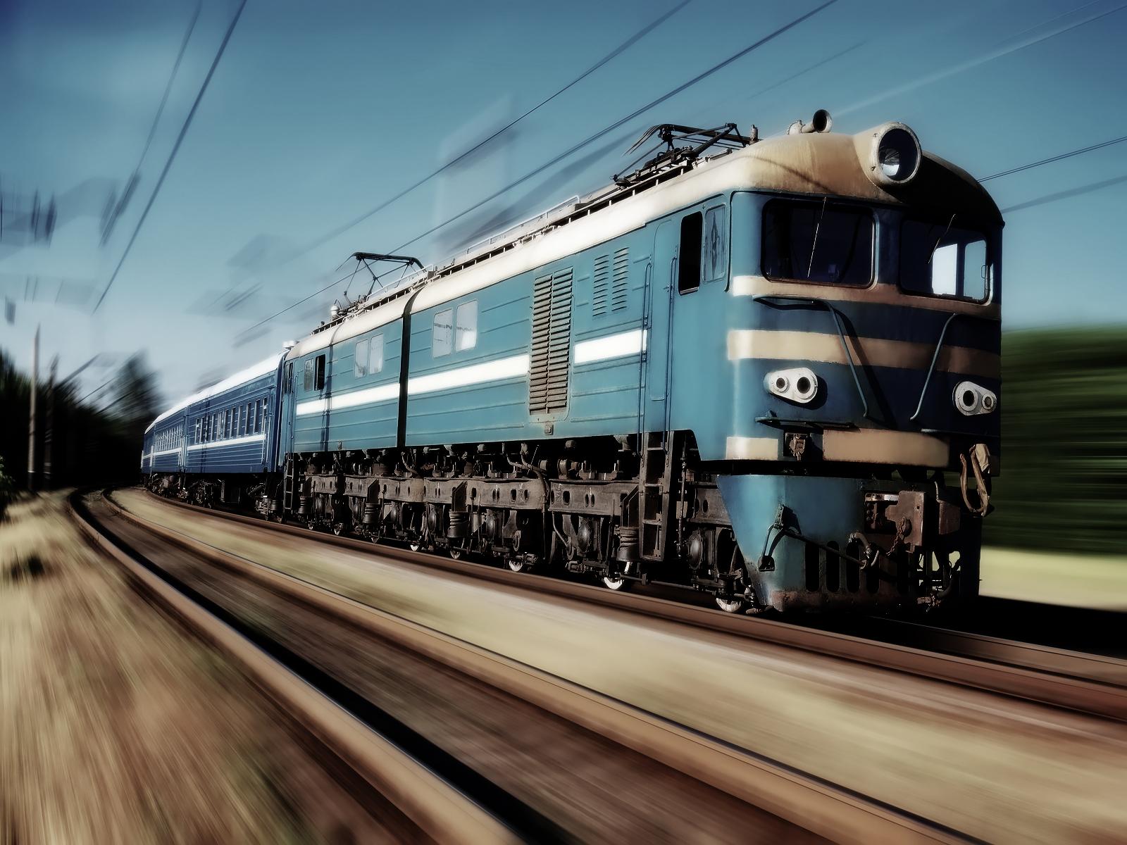 Train Track PNG HD - 121810