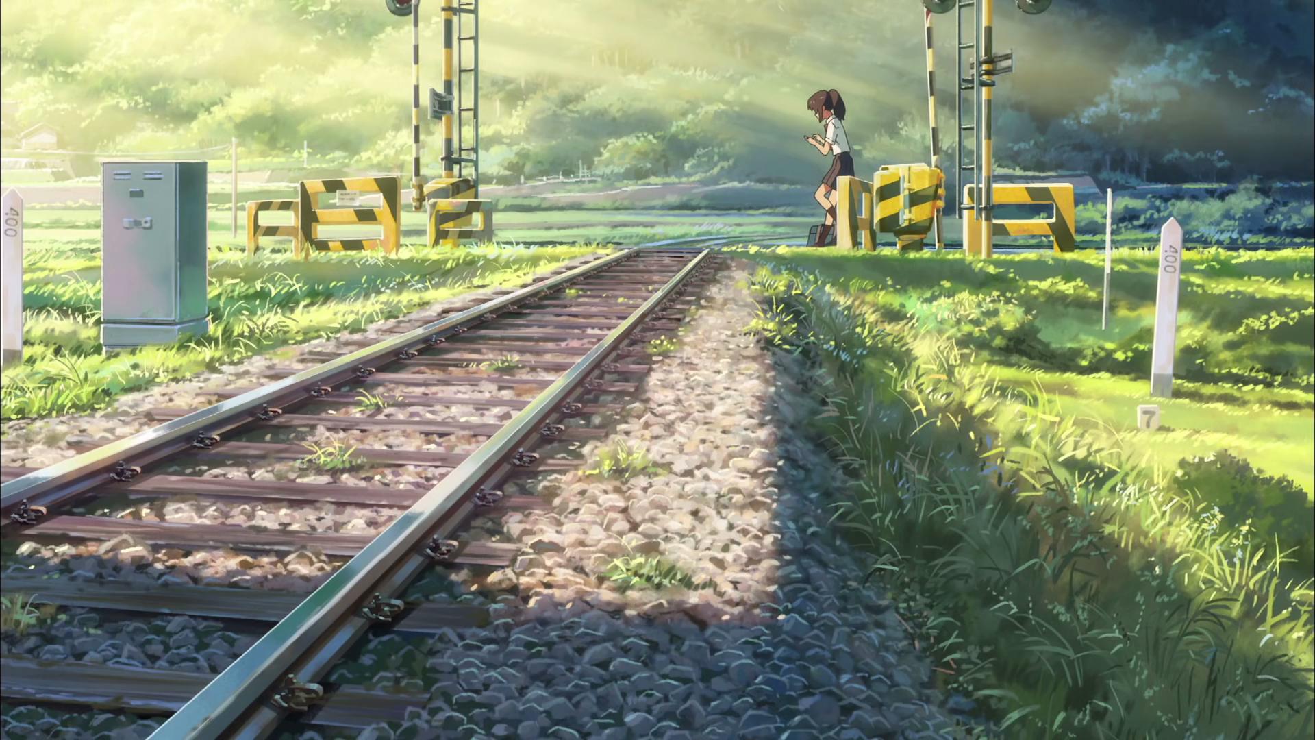 Train Track PNG HD - 121809