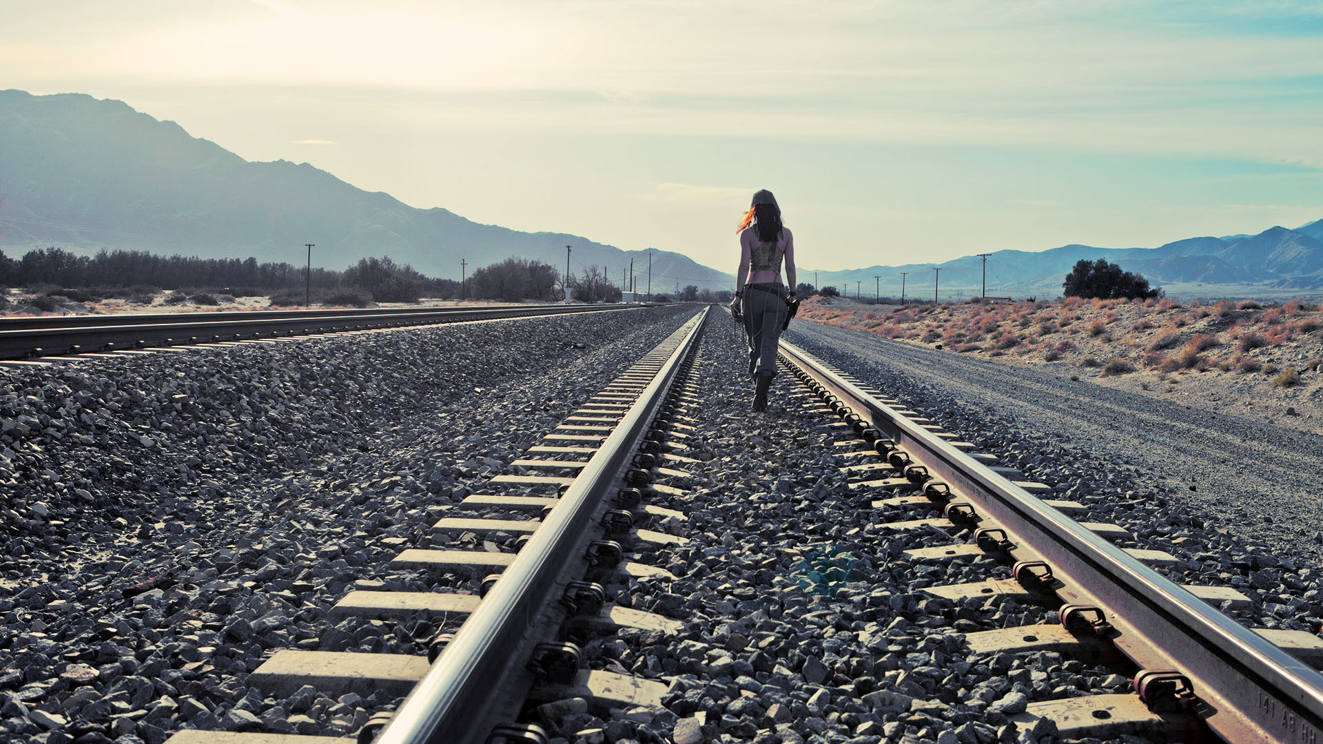 Train Track PNG HD - 121818