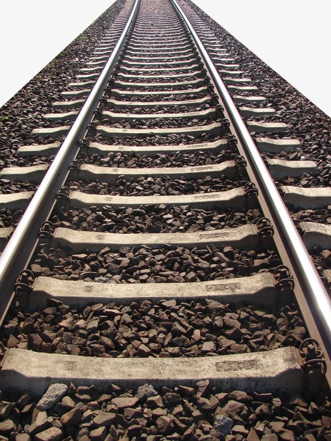 Train Track PNG HD - 121804