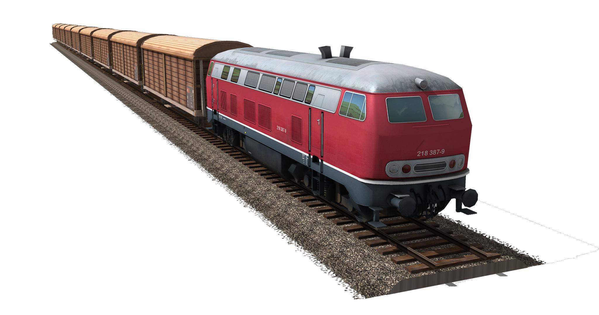 Train Track PNG HD - 121816