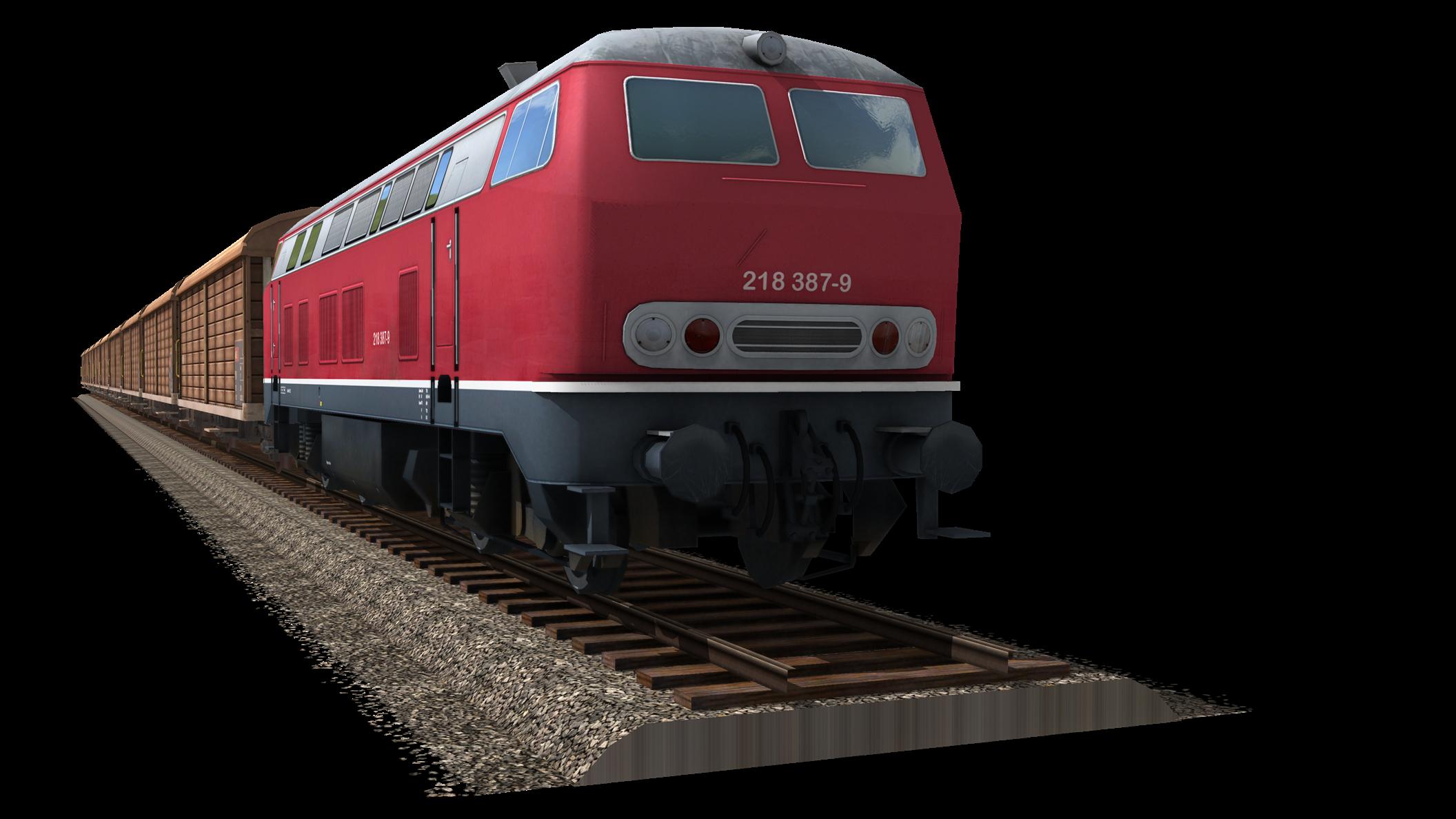 Train Track PNG HD - 121812