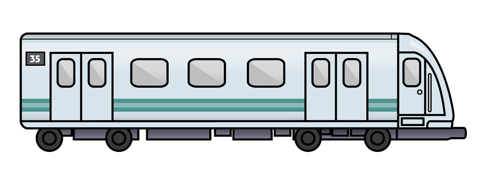 Download - Trains PNG Side View