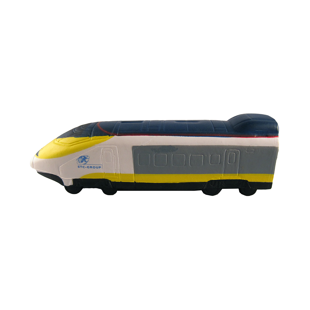 . PlusPng.com Shuttle Train Side View PlusPng.com  - Trains PNG Side View