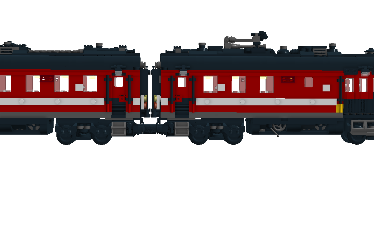 Trains PNG Side View - 87350