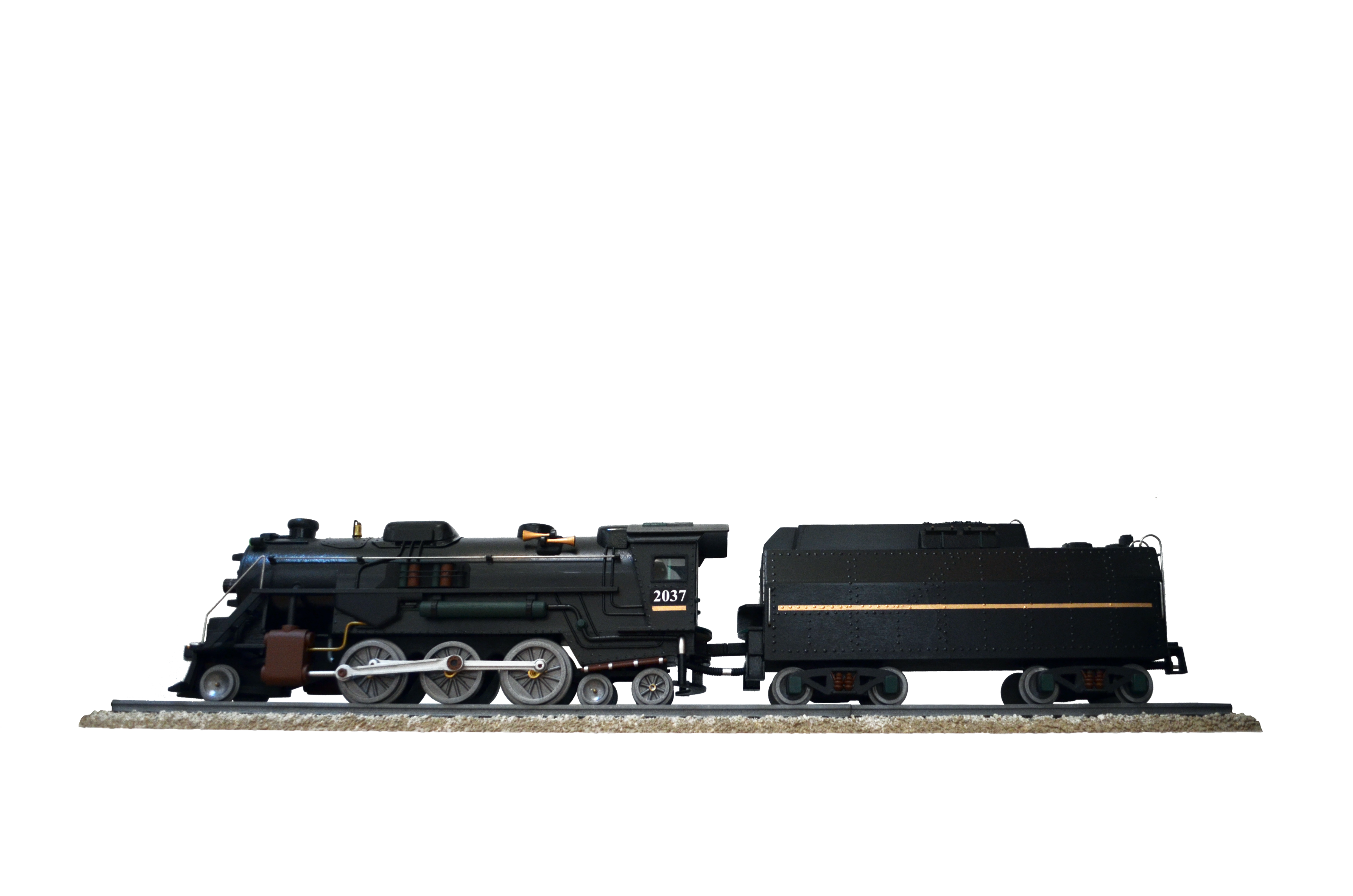 . PlusPng.com Train Stock PNG Photo 0177 SideView by annamae22 - Trains PNG Side View