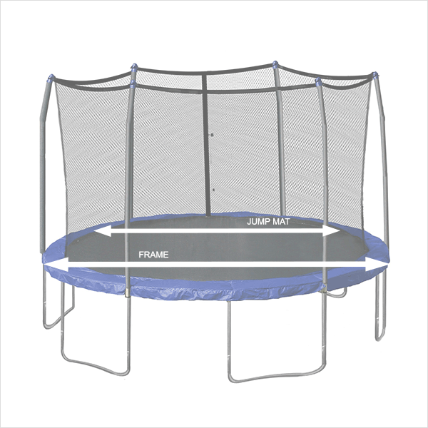 Size. Trampolines PlusPng.com  - Trampoline HD PNG