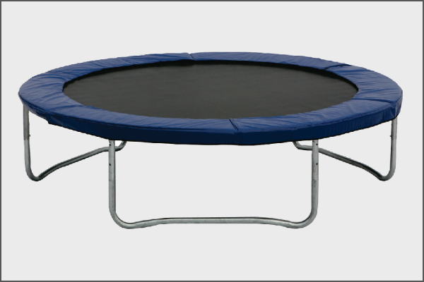 Trampolines :: 24m (8ft) - Trampoline HD PNG