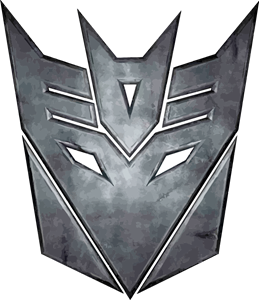 Decepticon from Transformers Logo Vector - Transformers Logo PNG