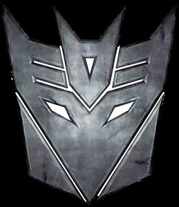 Decepticon From Transformers Logo Vector - Transformers Logo PNG