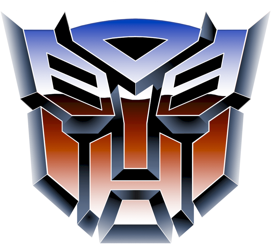 Download - Transformers Logo PNG