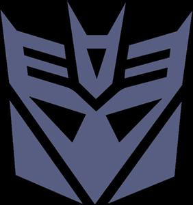 Transformers - Decepticon Logo - Transformers Logo PNG