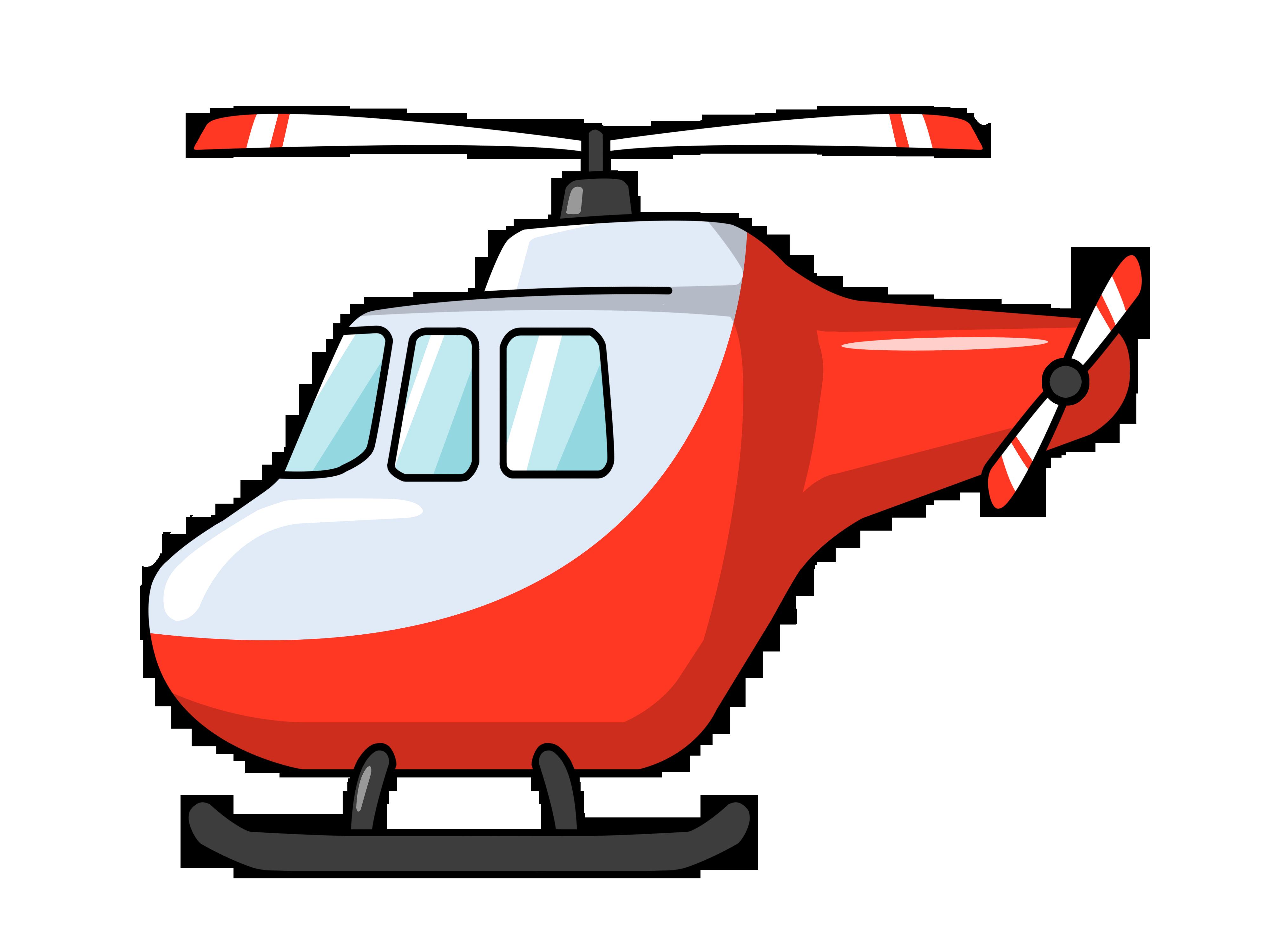 Clipart Transportation - Transportation PNG HD
