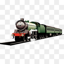 Train PNG HD