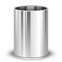 Trash Can PNG - 10451