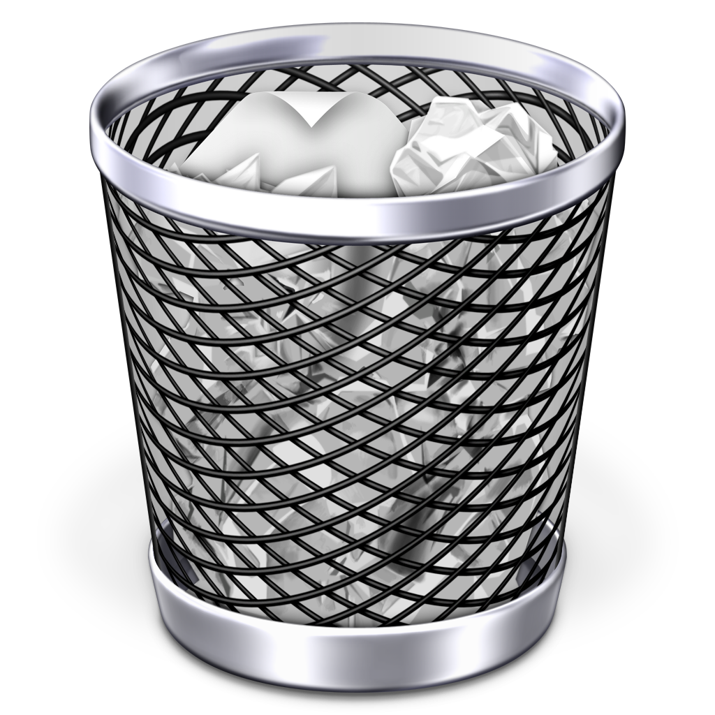 Trash Can PNG - 10442