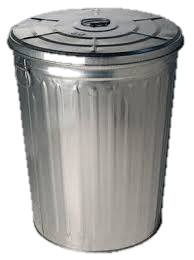 Trash Can PNG - 10441