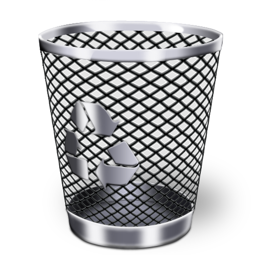 Trash Can PNG - 10444